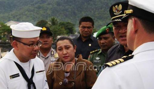 Manuel Dwinanto Iskandar, Anggota AL Amerika Serikat Asal Kebon Jeruk - JPNN.COM