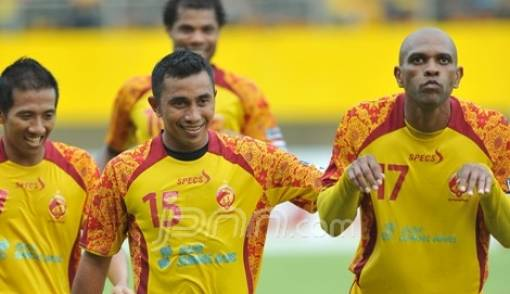 Sriwijaya FC Butuh Dua Poin Lagi - JPNN.COM