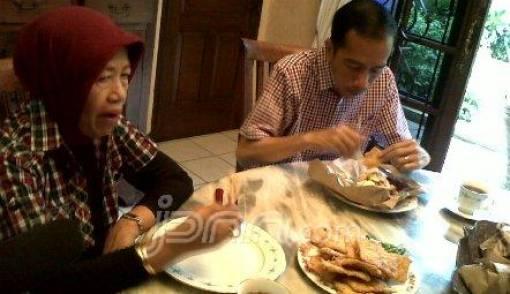 Makan, Jokowi tak Pernah Bayar - JPNN.COM