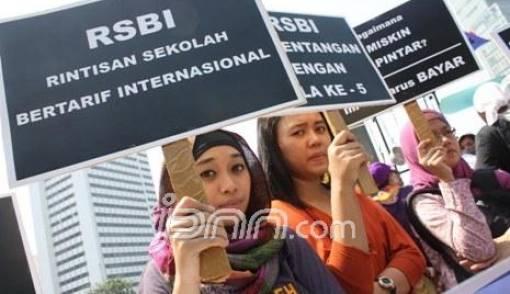 Putusan MK Bubarkan RSBI - JPNN.COM
