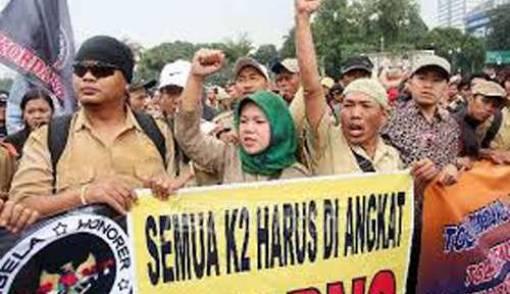 MenPAN-RB Didesak Angkat Honorer K2 Jakarta Jadi CPNS - JPNN.COM