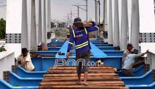Jokowi Resmikan Pengerjaan Jalur Layang Stasiun Medan-Bandar Khalipah Hari Ini - JPNN.COM