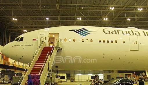 Garuda Layani Rute Chengdu-Bali Mulai 15 Januari 2017 - JPNN.COM