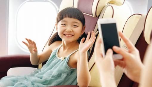 5 Cara Mudah Meringankan Nyeri Telinga Anak saat di Pesawat - JPNN.COM