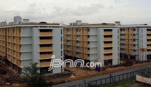 Pembangunan Rusun untuk Atlet Sudah Mencapai 66 Persen - JPNN.COM
