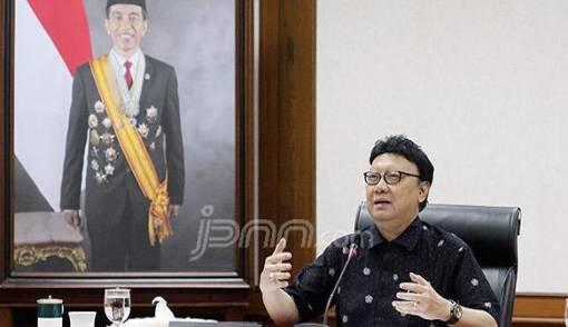 Mendagri Yakini Yusril Bela Jokowi-Ma'ruf karena Idealisme - JPNN.COM