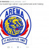 Manajemen Arema Fc Beri Klarifikasi Soal Lomba Logo Olahraga Jpnn