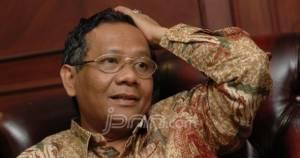 Mahfud: Begitu Urusan Politik Saya Dibilang Bukan Kader NU - JPNN.COM