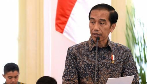 Rapat Kabinet, Jokowi Peringatkan Kepala BNPB - JPNN.COM