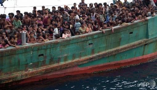 Pengungsi Rohingya Bakal Direlokasi ke Pulau Rawan Banjir - JPNN.COM