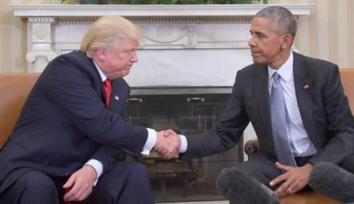 Obama Menyerang, Trump: Maaf, Saya Ketiduran - JPNN.COM