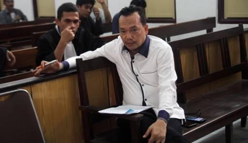Hukuman Ramadhan Pohan Diperberat jadi 3 Tahun Penjara - JPNN.COM