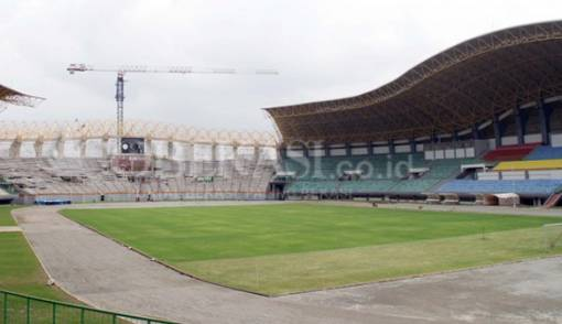 Persiapan Stadion Patriot Dikebut Jelang Asian Games 2018 - JPNN.COM