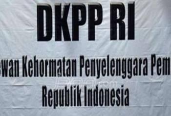 KPU dan Panwaslu Kota Padang Sidempuan Diperiksa DKPP