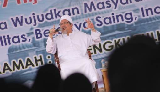 Ustaz Tengku Heran Orang Gila Tak Sasar Kapolri atau Kapolda - JPNN.COM