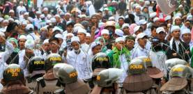 Ya Wajar Pendukung Sambut Kedatangan Habib Rizieq - JPNN.COM