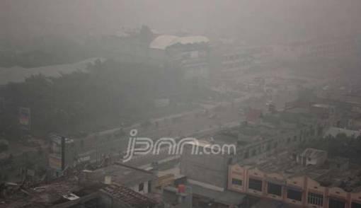 Polusi Udara di India Memperpendek Umur Warga - JPNN.COM