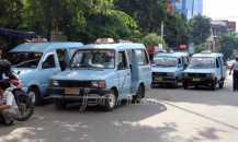 Penertiban Angkutan Umum Bobrok Diintensifkan