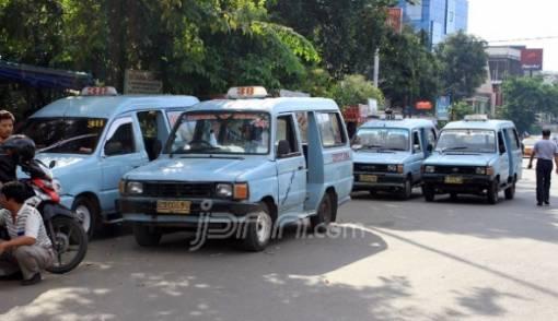 Penertiban Angkutan Umum Bobrok Diintensifkan - JPNN.COM