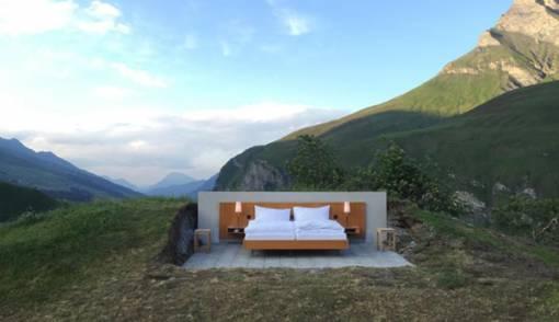 Hotel Unik, Hanya 1 Kamar, Cuma Langit dan Pegunungan.. - JPNN.COM