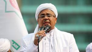 Instruksi Habib Rizieq Tenggelamkan PDIP Ditanggapi Dingin - JPNN.COM