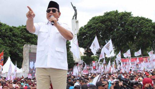 Elektabilitas Prabowo Tinggi, Juga Besar di Republik Ini - JPNN.COM