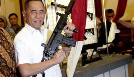 Loyal dan Disegani, Jenderal Ryamizard Layak Dampingi Jokowi - JPNN.COM