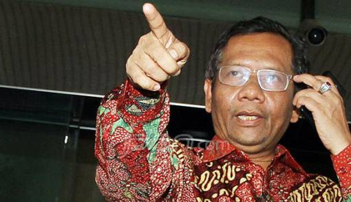 Sinyal NasDem soal Mahfud MD Kandidat Kuat Cawapres Jokowi - JPNN.COM