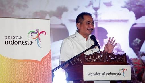 Menteri Pariwisata Thailand Puji Booth Indonesia - JPNN.COM