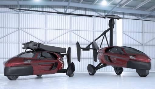Mau Pesan Mobil Terbang? Harganya... - JPNN.COM