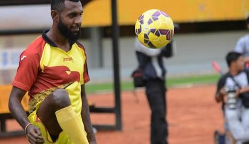 Yanto Basna Kembali Memperkuat Sriwijaya FC - JPNN.COM