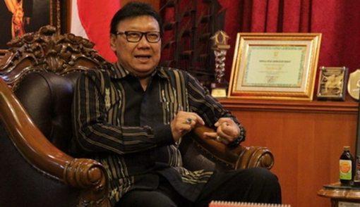 Tjahjo Kumolo Tepis Tudingan Pemerintah Ingin Jegal Prabowo - JPNN.COM