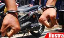 Ketagihan Nyabu, Maryanto Nekat Curi Sepeda Motor