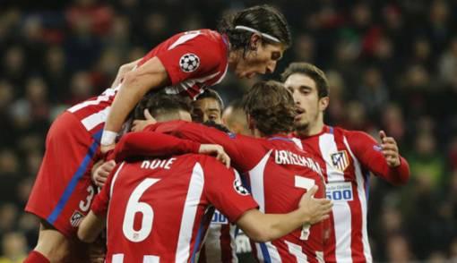 Terlempar dari Liga Champions, Atletico Rugi Rp 479 Miliar - JPNN.COM