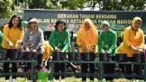 Istri Prajurit TNI Canangkan Gerakan Tanam Bersama - JPNN.COM