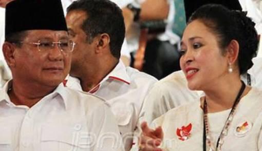 Mohon Doanya agar Prabowo dan Titiek Soeharto Bisa Rujuk - JPNN.COM