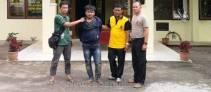 Pencuri Mobil Marissa Haque Itu Akhirnya Ditangkap - JPNN.COM