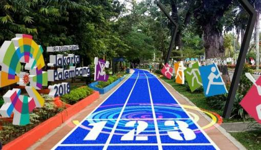 BRI Kampanye Less Cash Society di Asian Games - JPNN.COM