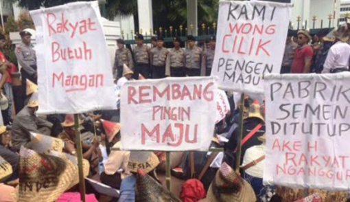 Komisi VI: Protes Warga Kendeng Tak Boleh Diabaikan - JPNN.COM