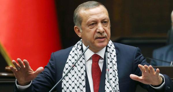 Stasiun Televisi Arab Soroti Kedekatan Erdogan dengan Israel - JPNN.com