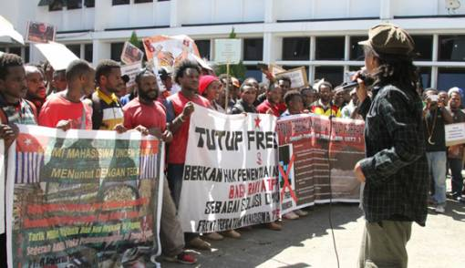 'Kami Minta Freeport Ditutup!' - JPNN.COM