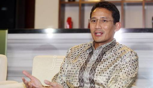 Sandiaga Klaim Laporan via Qlue Berkurang - JPNN.COM