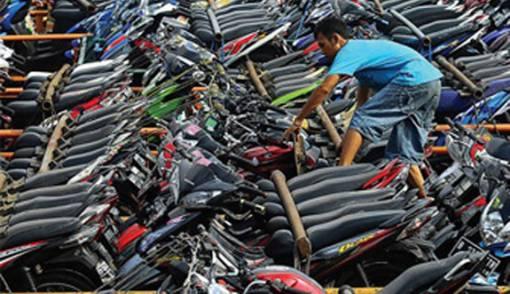 Penjualan Sepeda Motor Meningkat, Ini Datanya - JPNN.COM