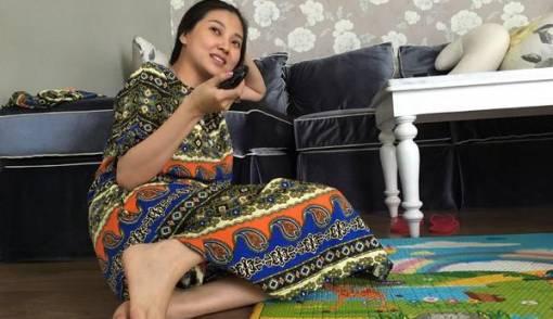 Sarwendah Tak Malu Pakai Daster - JPNN.COM