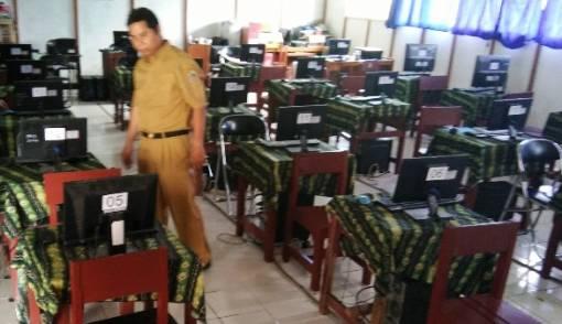 SMP dan MTs di 2 Provinsi Ini 100 Persen Ikut UNBK - JPNN.COM