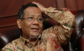 Mahfud MD Heran Kok Fahri Hamzah Baperan - JPNN.COM