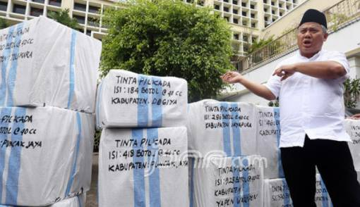Alasan KPU Bersikap Tegas soal Hoaks 7 Kontainer Surat Suara - JPNN.COM