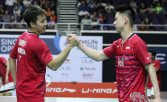 Marcus/Kevin Cuma Butuh 30 Menit jadi Juara Japan Open - JPNN.COM