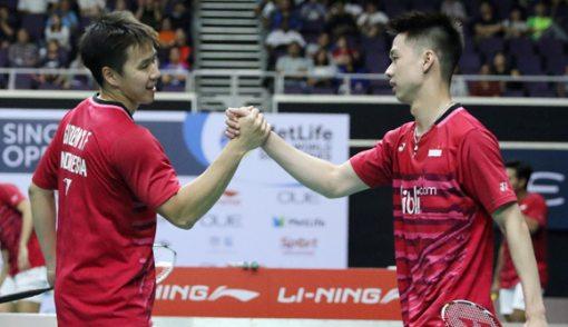 Indonesia Kirim 6 Wakil di 16 Besar Korea Open Superseries - JPNN.COM