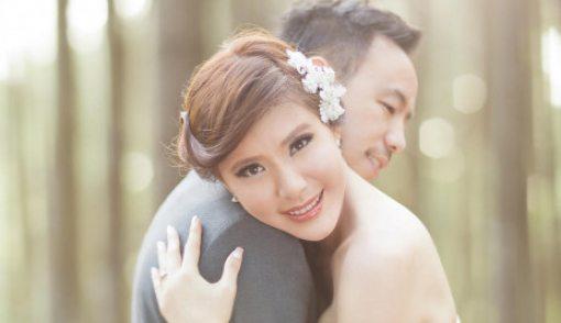 Menikah di Gereja Impian, Olga Lydia Kenakan Gaun 5 Meter - JPNN.COM